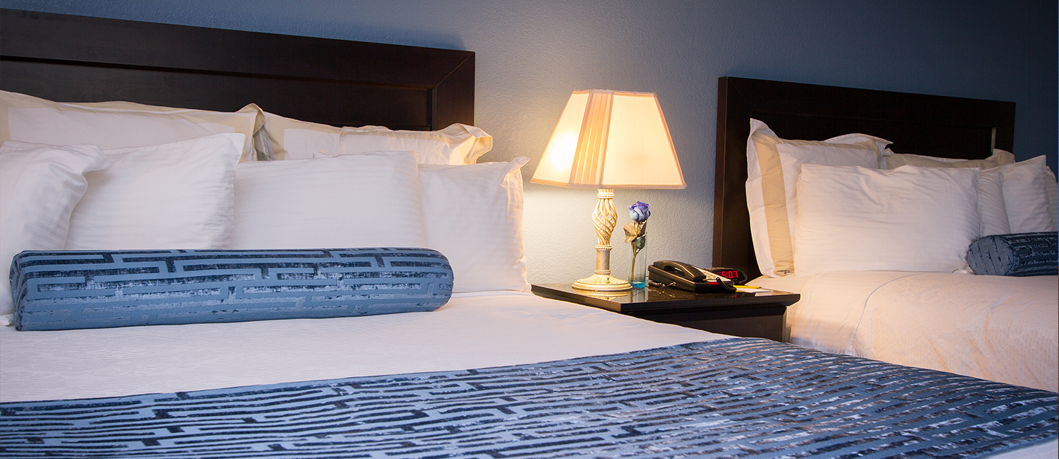 ENJOY A WONDERFUL NIGHT'S SLEEP IN OUR MODERN AND STYLISH GUESTROOMS